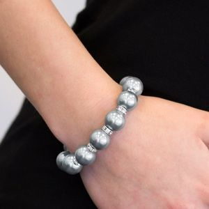 Here Comes The Bridesmaid - Silver   Bracelet